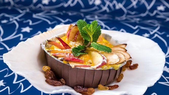Reteta omleta cu mere