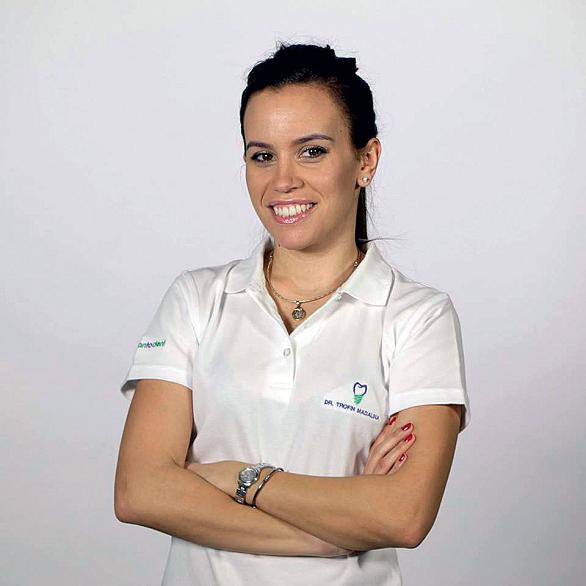 Dr. Mădălina Trofin, medic specialist ortodonție
