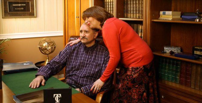 Magda Catone, despre casnicia cu Serban Ionescu