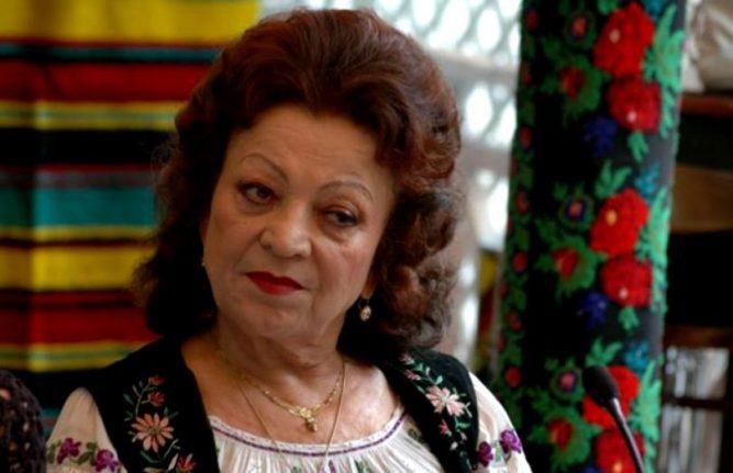 Maria Ciobanu se retrage