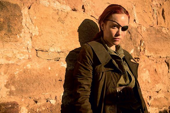 Olimpia Melinte, actrița principală din serialul Vlad