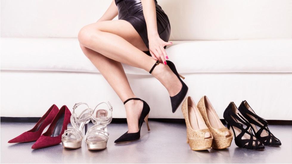 Regulile de care trebuie să ții cont când îți alegi pantofii cu toc