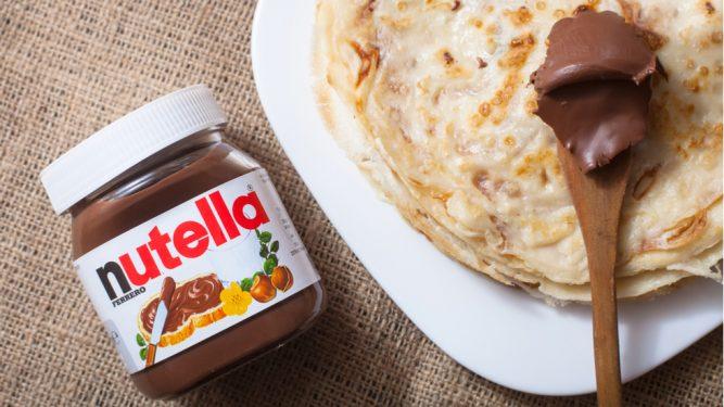 acterie într-unul dintre ingredientele de fabricare pentru Nutella şi Kinder Bueno