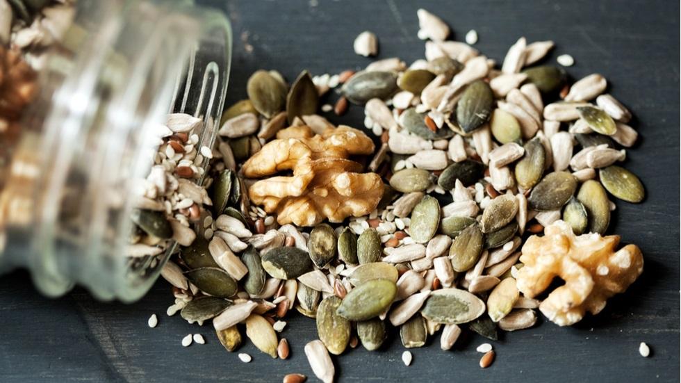 de ce nu slăbești atunci cândconsumi diferite tipuri de semințe
