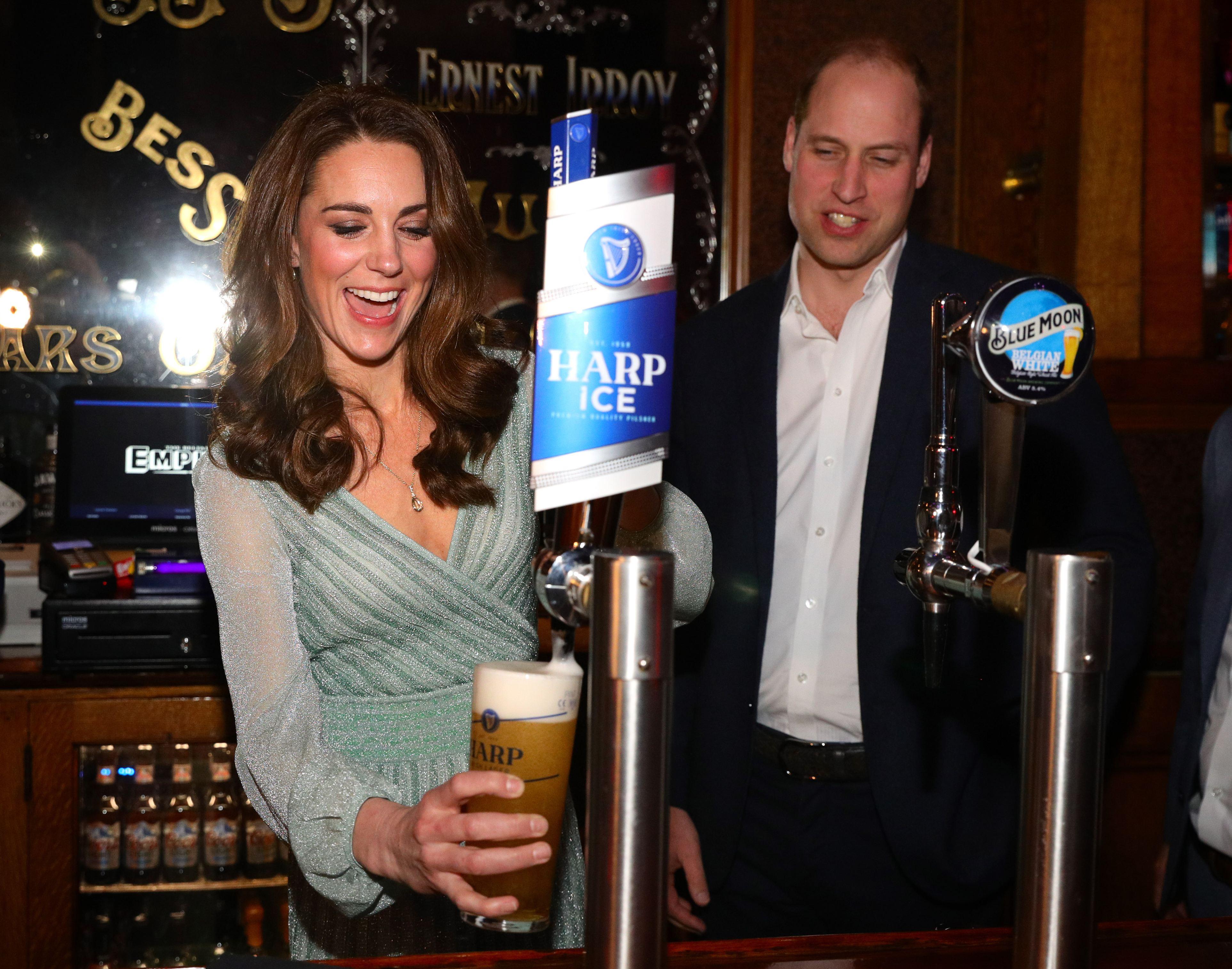 Duke and Duchess of Cambridge visit Northern Ireland