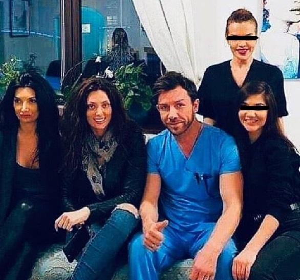 Adevărul despre colaborarea dintre Claudia Pavel și falsul medic Matteo Politi