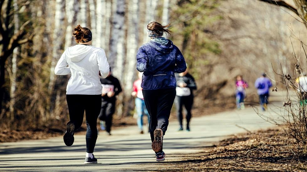 Alergarea are numeroase beneficii pentru sanatate