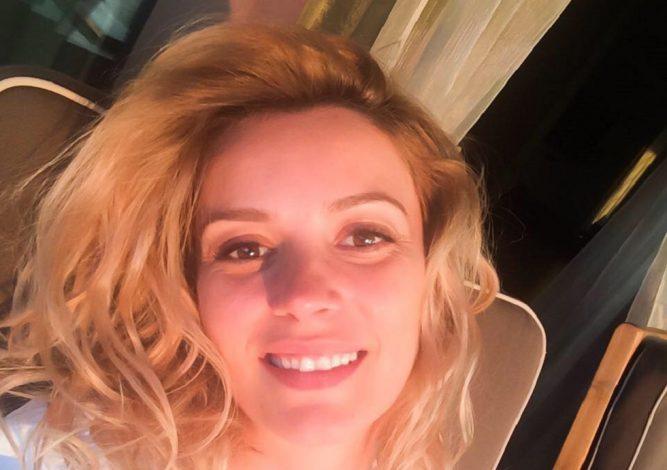 Cat s-a ingrasat Diana Dumitrescu in sarcina