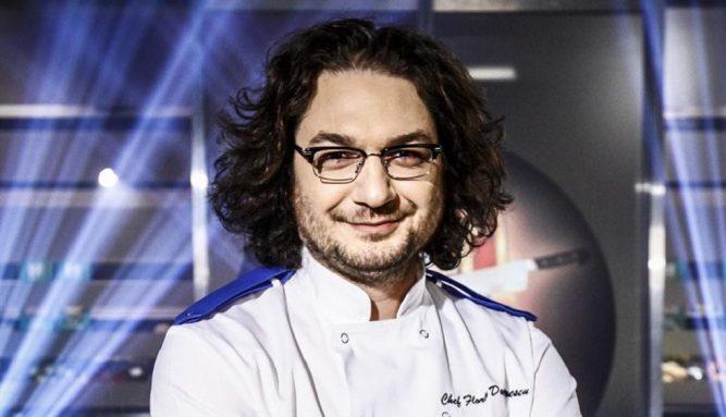 Cum a slabit Chef Florin Dumitrescu