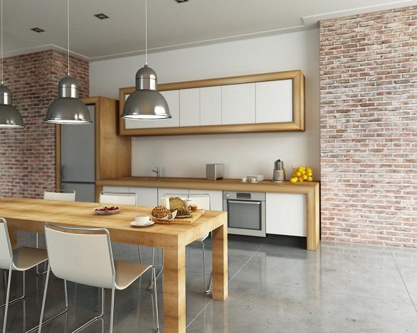Cum să îți amenajezi bucătăria în stil industrial