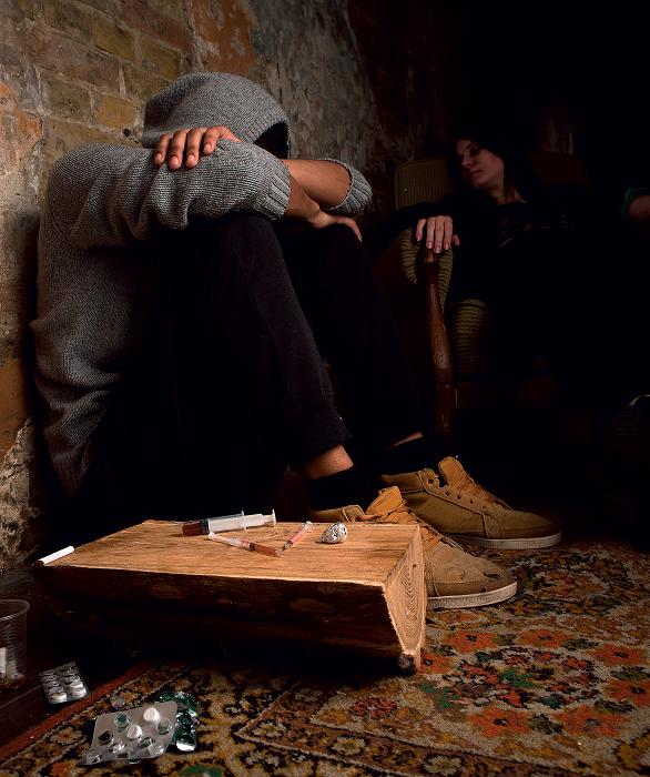 mărturii ale unui fost dependent de droguri