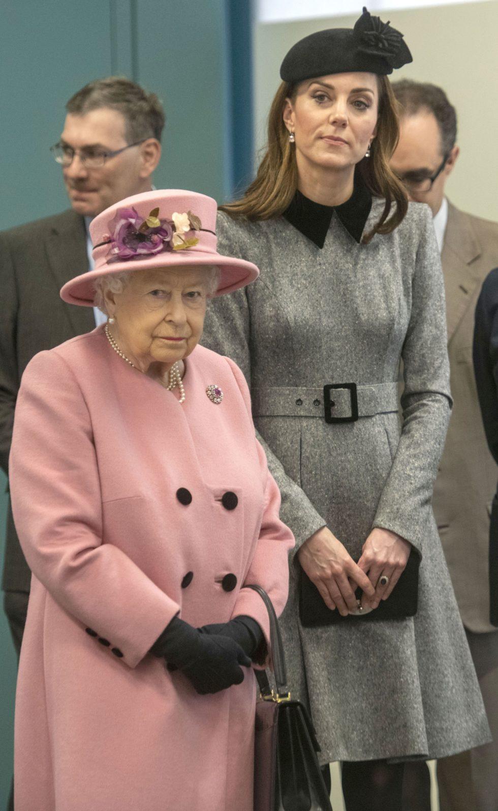 Ce distincție importantă a primit Kate Middleton