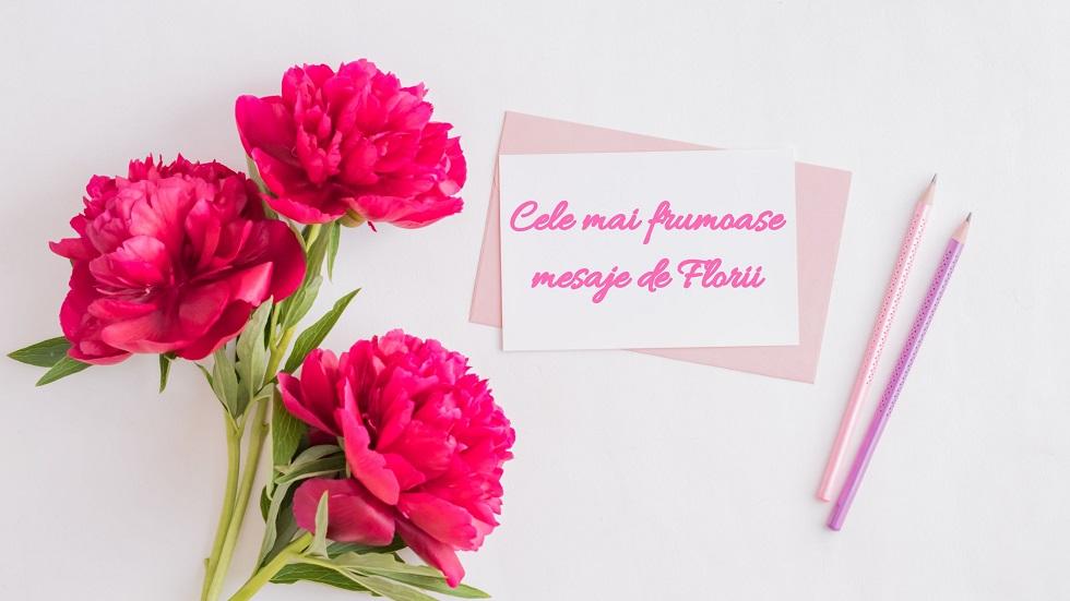 Cele mai frumoase mesaje de Florii