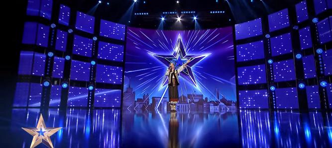 Cine este Irina Loghin, fetița de 13 ani care a emoționat juriul emisiunii Românii au talent