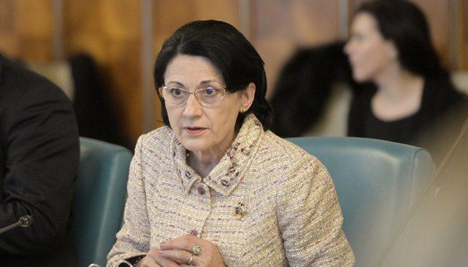 Ecaterina Andronescu, despre cazul copilului care a murit în fosa septică a grădiniției