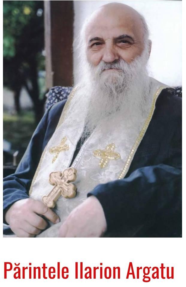 Părintele Ilarion Argatu