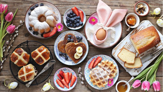 Paște 2019 Cum combini alimentele ca să nu-ți pui sănătatea în pericol