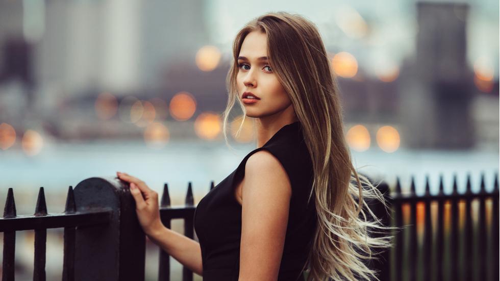 nuante de blond