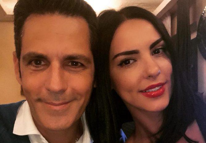 Ștefan Bănică și Lavinia Pârva au anunțat numele copilului lor