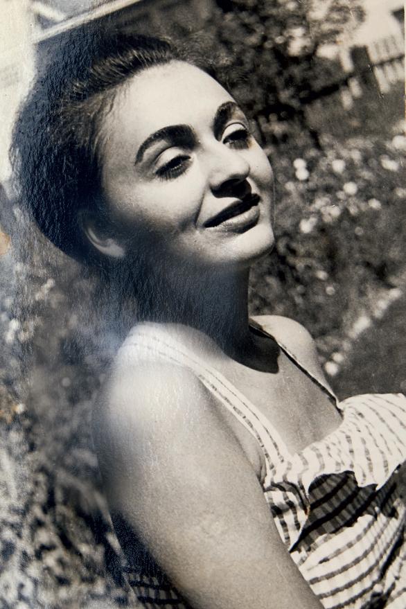 Femei celebre care au murit la CUTREMURUL DIN 1977 Daniela Caurea