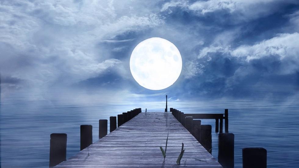 Luna Plină în Scorpion