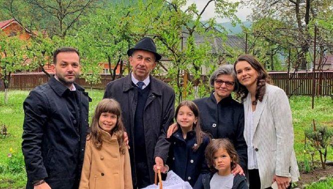 Mihai Morar va deveni tată pentru a treia oară.