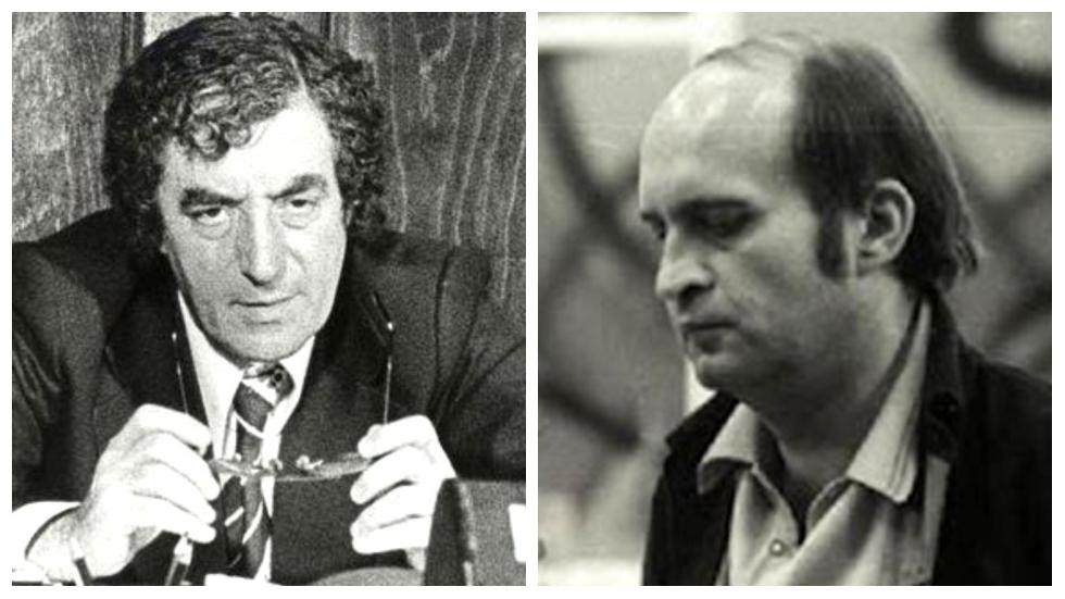 Toma Caragiu si Alexandru Bocanet