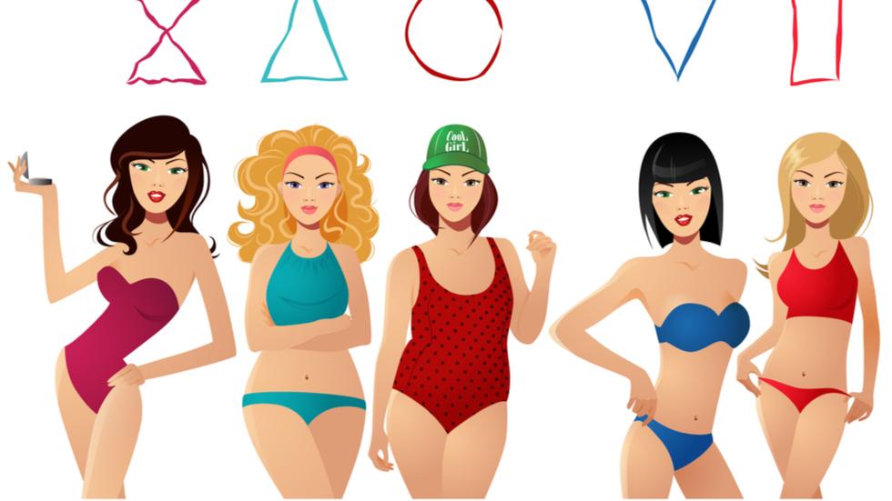 Iată cum să arăți bine folosindu-te de forma corpului tău