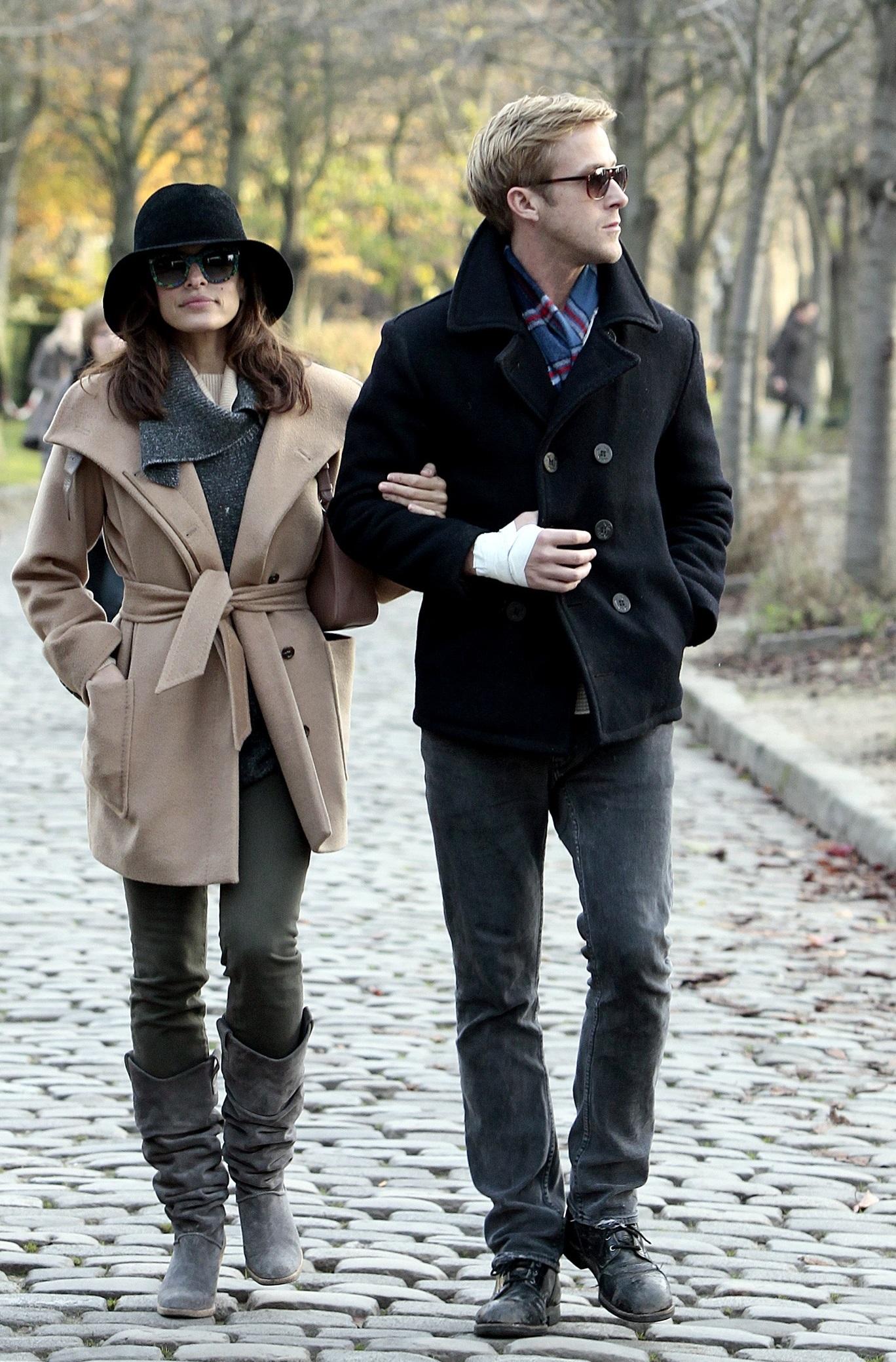 Eva Mendes și-a cucerit fanii cu un clip rar cu actorul Ryan Gosling