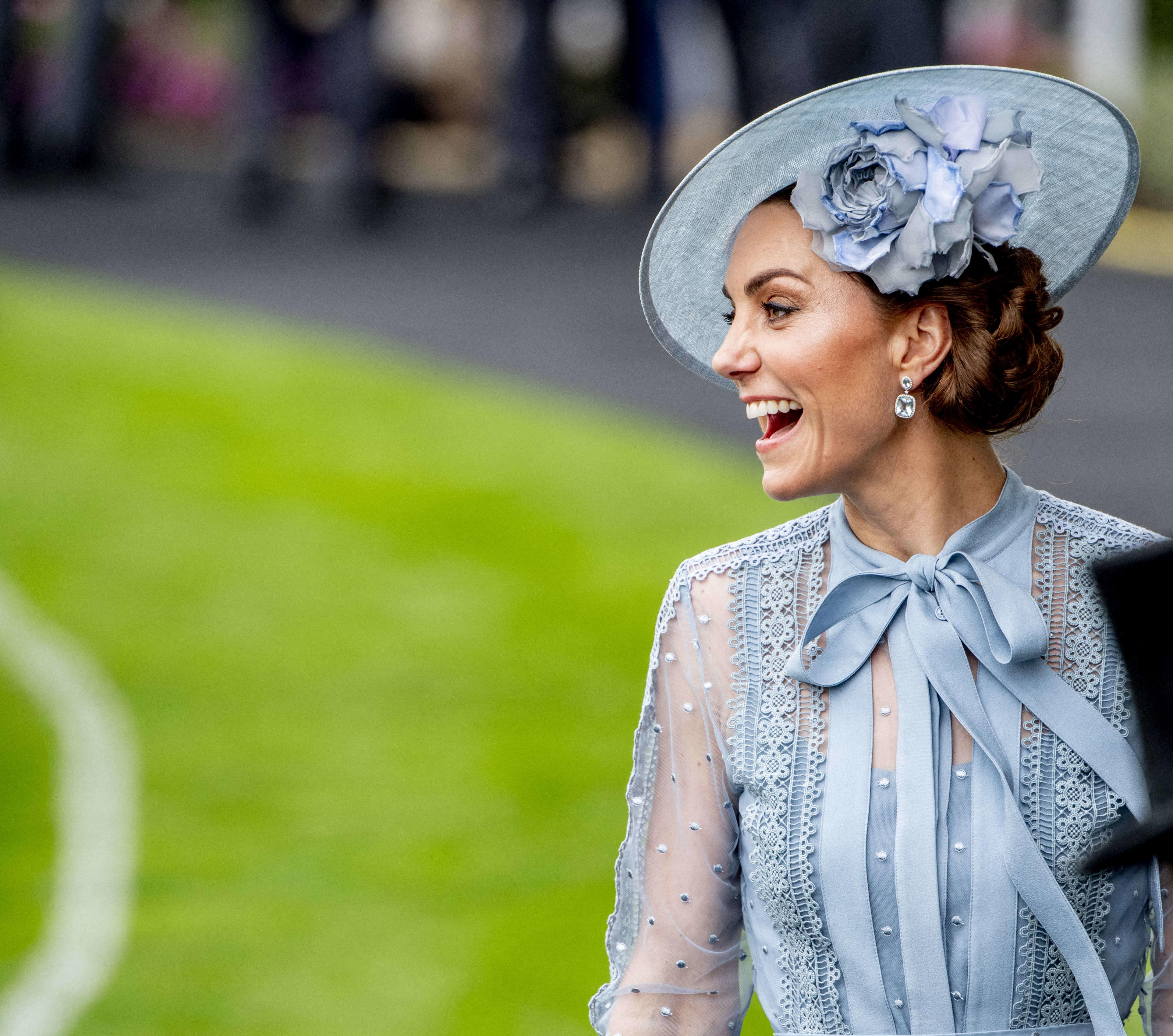 Kate Middleton Wimbledon 2019