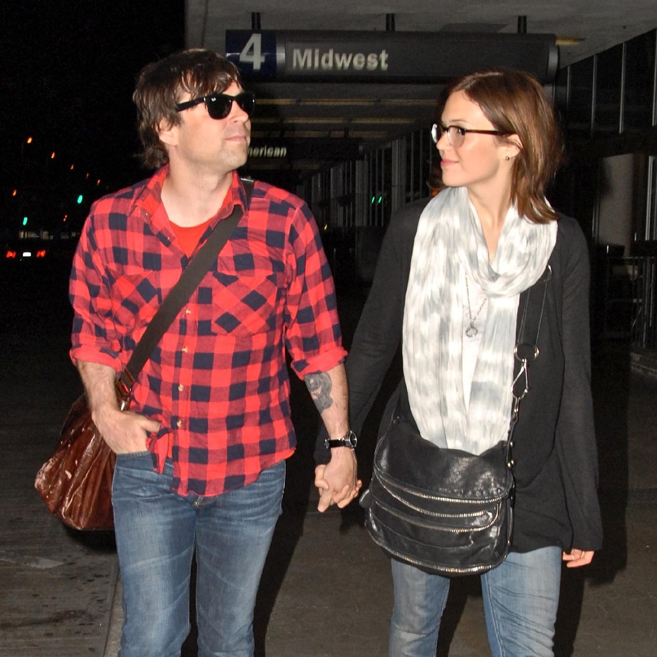 Mandy Moore și Ryan Adams, 2009