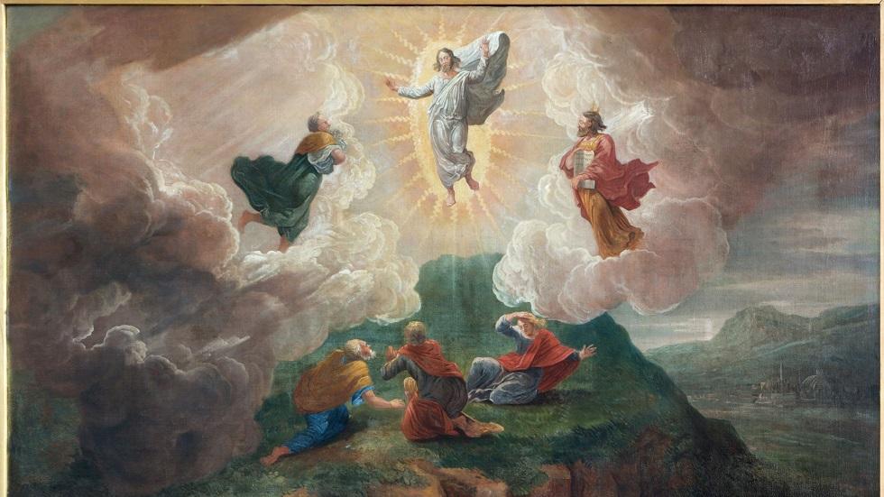 Acatistul Schimbării la Faţă a Domnului Iisus Hristos