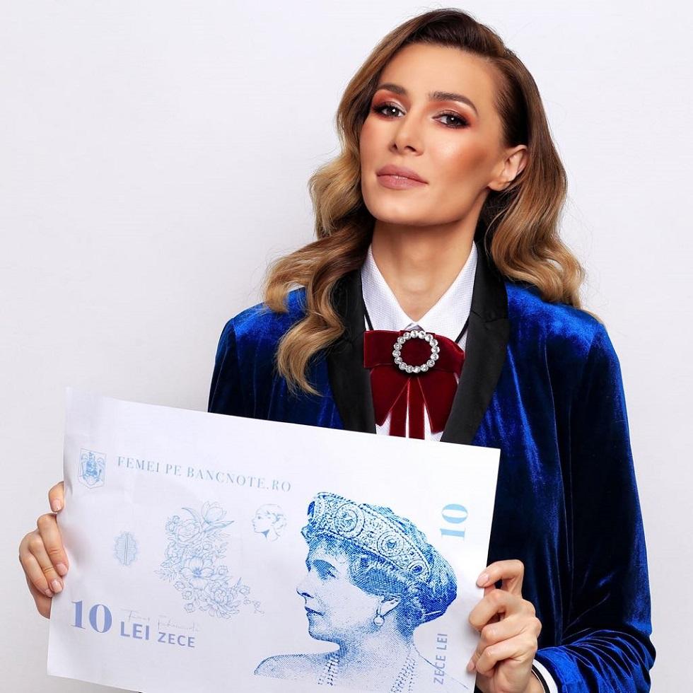 BNR lansează bancnota de 20 de lei cu chipul Ecaterinei Teodoroiu