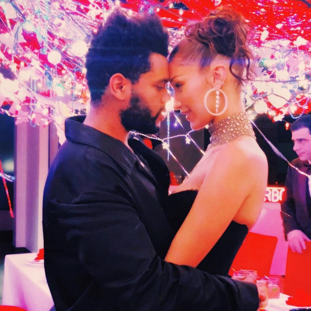 Bella Hadid și The Weeknd - Abel Makkonen Tesfaye