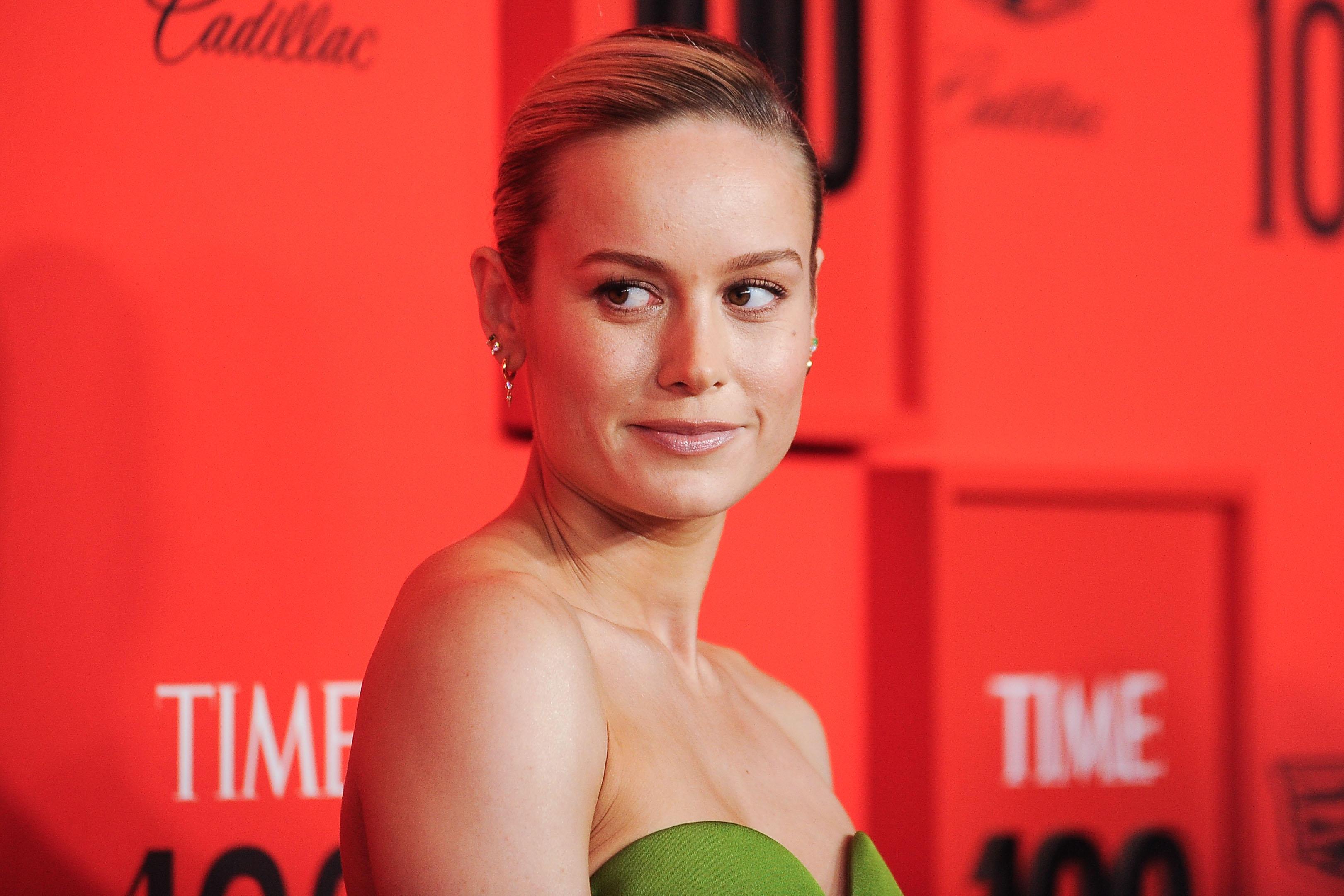 Brie Larson, Gala TIME 100