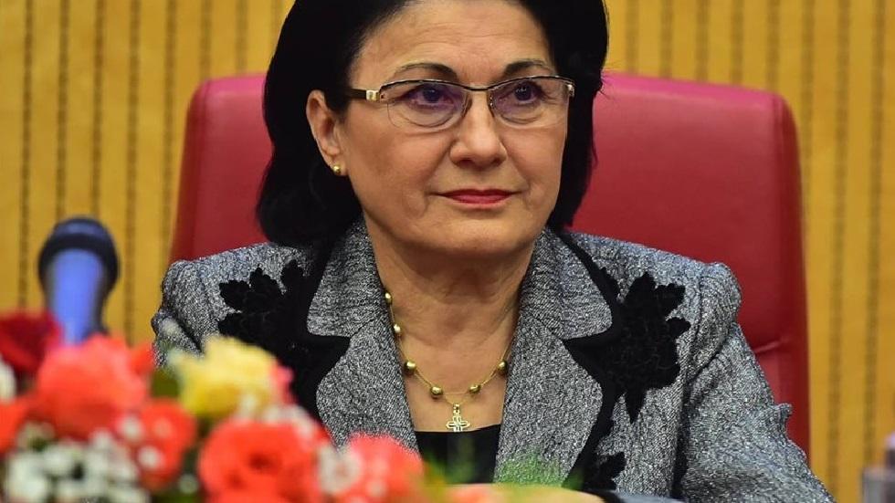 Ecaterina Andronescu a fost demisă