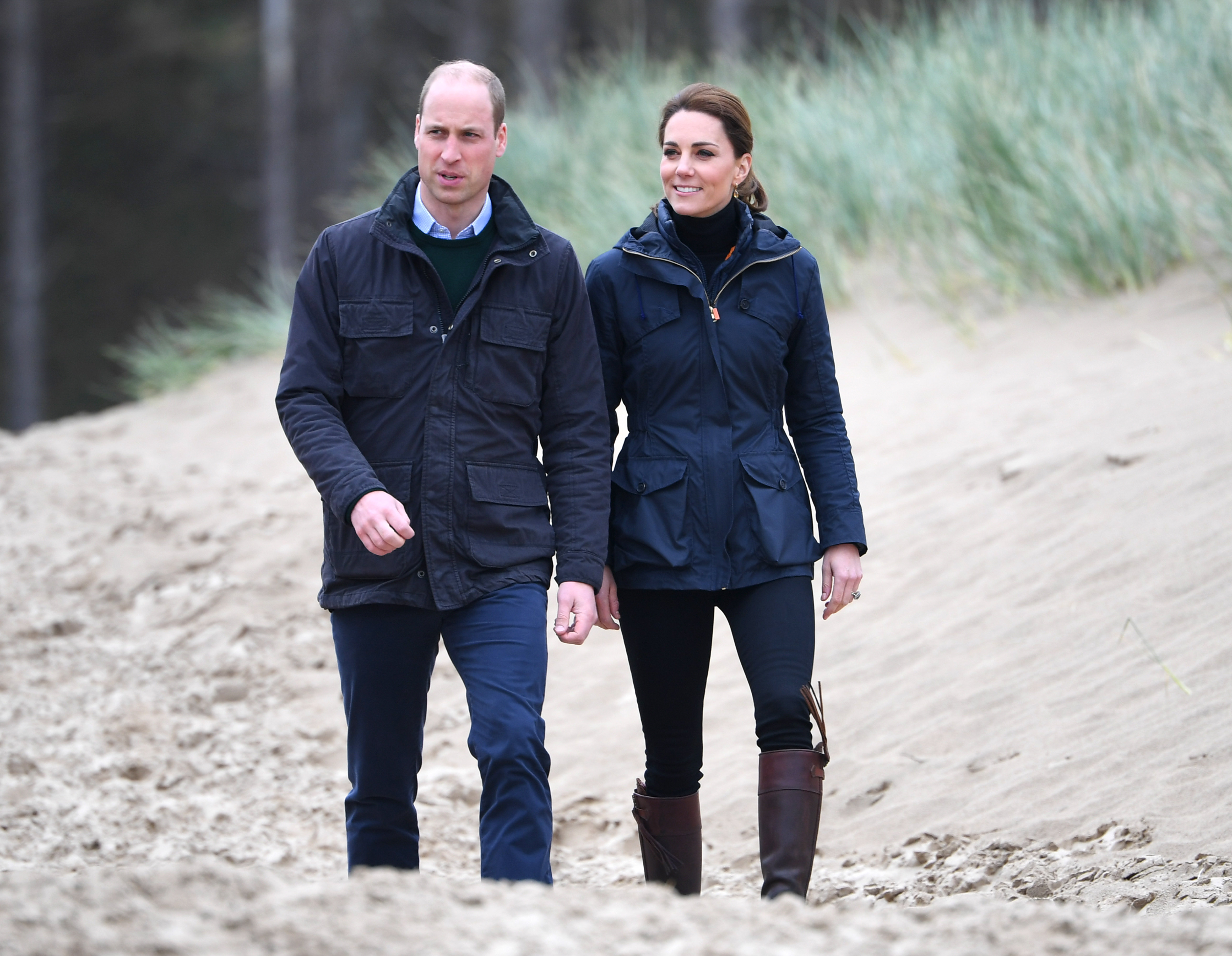 Prințul William și Kate Middleton