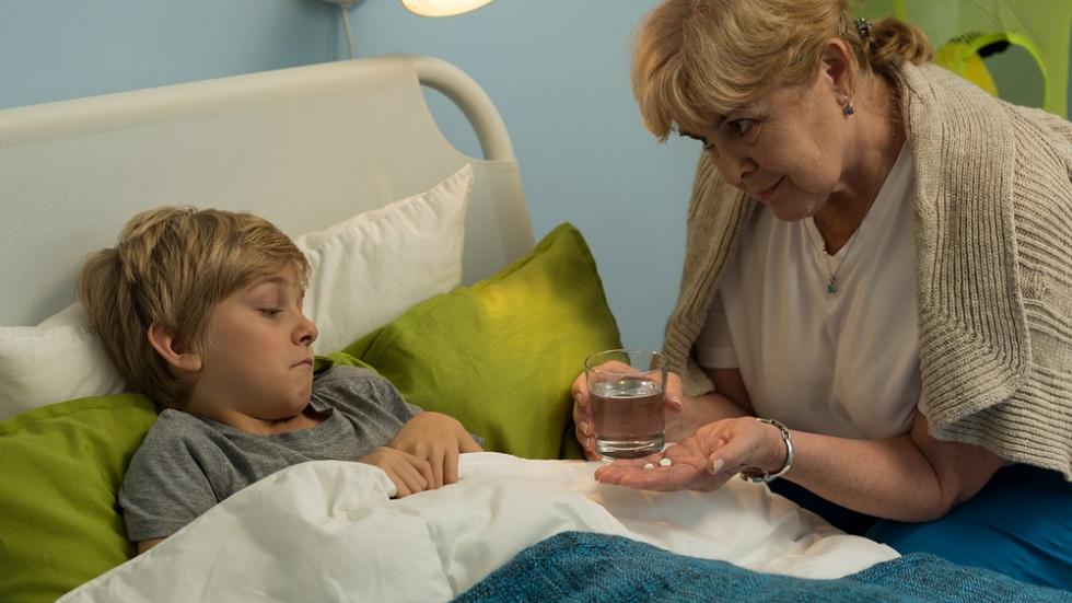 copii diagnosticați cu sindromul vârcolacului
