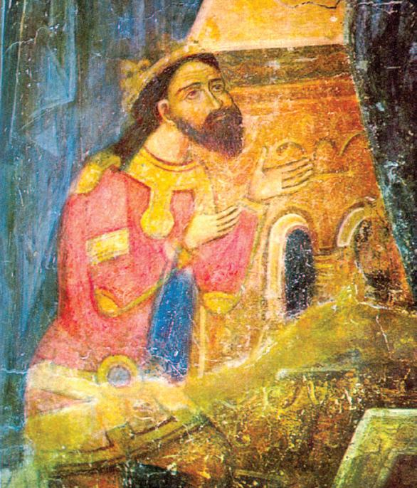 Blestemul mormântului ascuns al Basarabilor