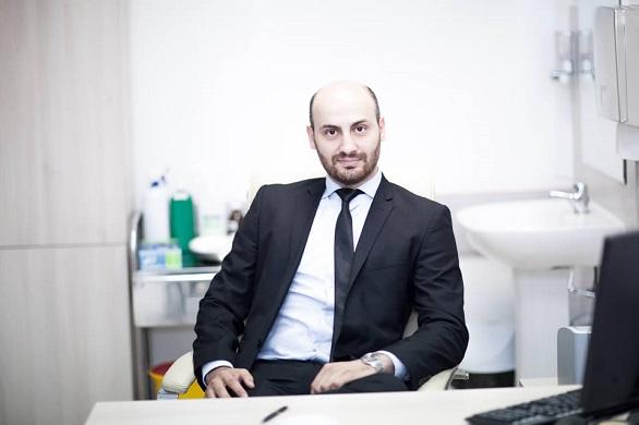 Dr Tarek Nazer medic specialist ortopedie și traumatologie
