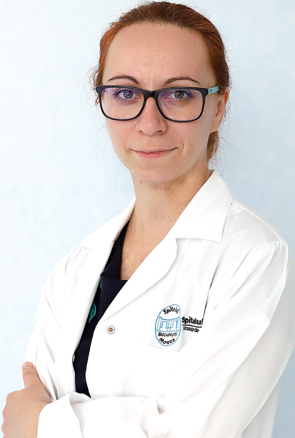 Dr. Andreea Meruță