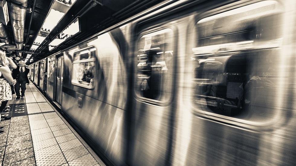 Incident la metrou