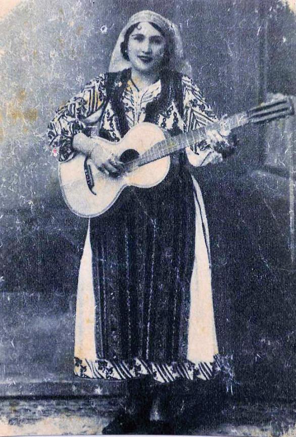 Maria Lătărețu