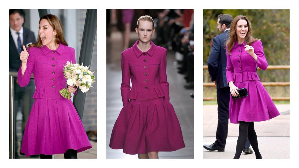 Kate Middleton poartă haine vechi din colecții demodate