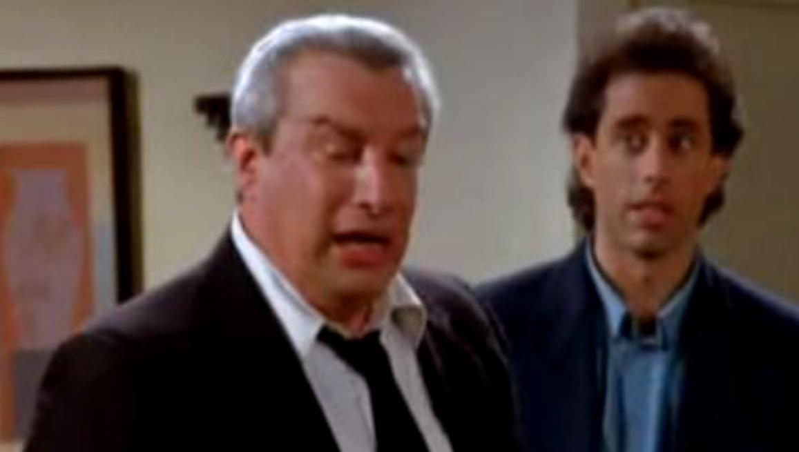 actor din Seinfeld a fost găsit într-o râpă