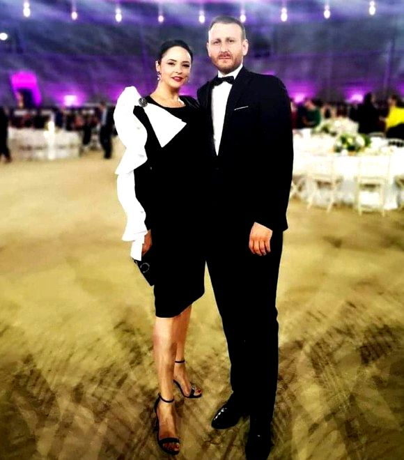 Andreea Marin și Adrian Brâncoveanu