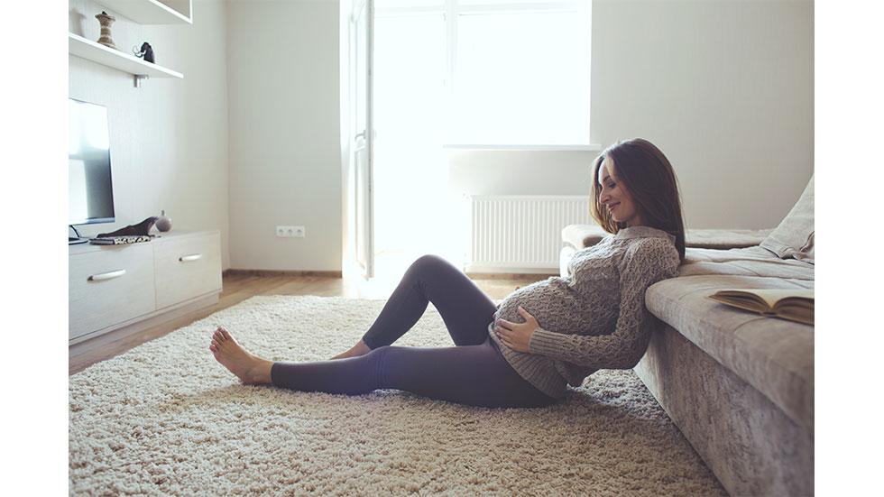 Exerciţii contra durerilor de spate din perioada sarcinii