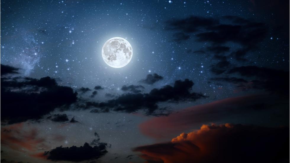 Luna Plină în Rac