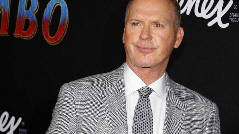 Michael Keaton in Romania