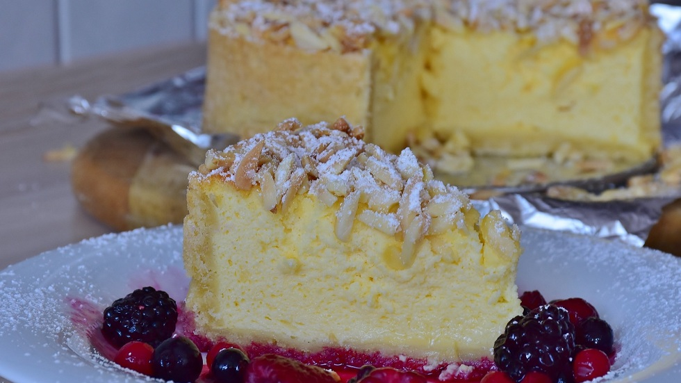 Cheesecake, rețeta fără coacere